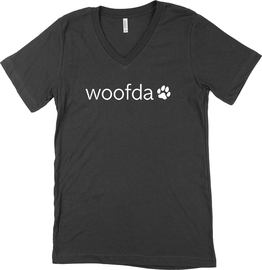 Downtown Dogs Unisex V-Neck