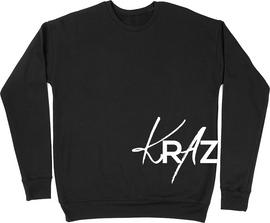 Kraz Dance Drop Shoulder Crewneck