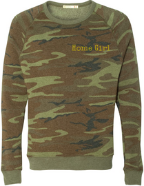 Home Girl Crewneck | Down Home