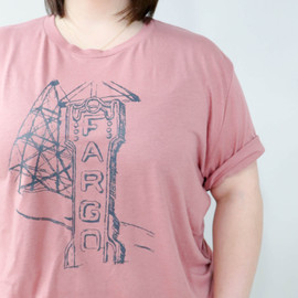 Shirts From Fargo | Fargo Theatre Stencil Tee