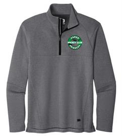 Fargo Grinders Heavy Adult 1/2-Zip Pullover