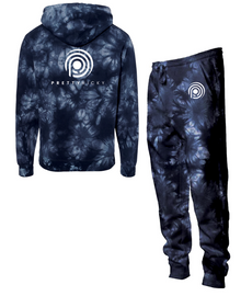 DJ Pretty Ricky Tye Dye Set