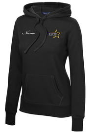 Elite Massage Academy Ladies Hoodie