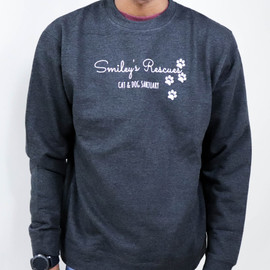 Smiley's Rescues Crewneck Sweatshirt