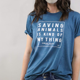 HSL Rescue Tee | Humane Society of the Lakes