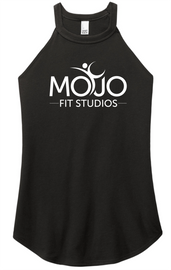 Mojo Fit Studios High Neck Tank