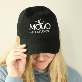 Mojo Fit Studios Canvas Hat