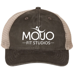 Mojo Fit Studios Ponytail Hat