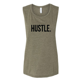 F5 Project Hustle Flowy Tank - Bold