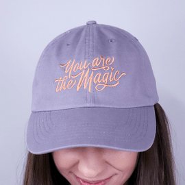 Grey Sonder Bakehouse   You are the Magic Canvas Hat