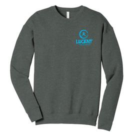 Lucent Yoga & Fitness Drop Shoulder Crewneck