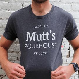 Mutt's Pourhouse | Logo Tee