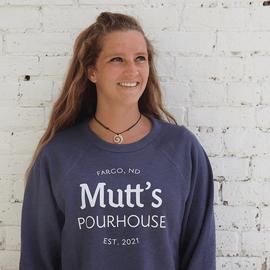 Mutt's Pourhouse | Logo Crewneck