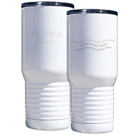Rethink Dance Insulated Water Tumbler