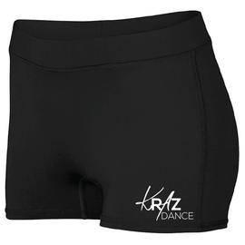 Kraz Dance Youth Spandex Shorts