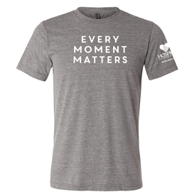 Hospice RRV | Every Moment Matters Short Sleeve Tee
