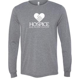 Hospice RRV | Logo Long Sleeve Tee