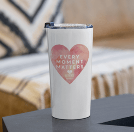 Hospice RRV | Every Moment Matters Coffee Tumbler