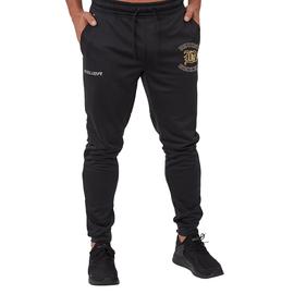 Black Bauer Vapor Fleece Jogger Pants