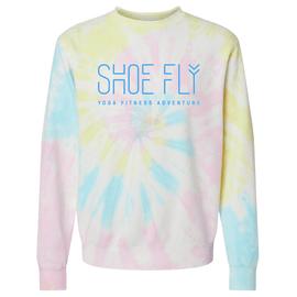 Shoe Fly | Tie Dye Crewneck