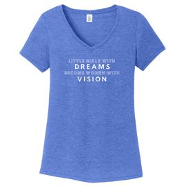 Soroptimist North Central Region | Dreams Ladies Tee