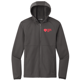 Unisex Fit GHD Soft Shell Jacket| Giving Hearts Day