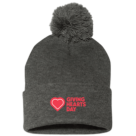GHD Pom Beanie | Giving Hearts Day