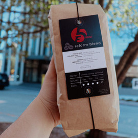 F5 Project | Smooth, Strong, Balanced Beans