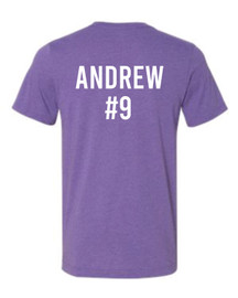 Andrew #9 Family Reunion Shirt