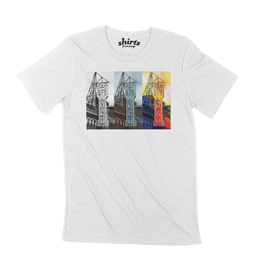 Show your love for Fargo and Fargo Theatre with this super soft vintage Fargo shirt! Downtown Fargo has the iconic Fargo Theatre and this is the perfect souvenir t-shirt with Fargo Theatre.