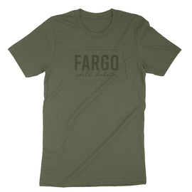 Military Green Shirts from Fargo | Fargo Tee