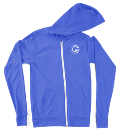 G Personal Training Light Zip Up