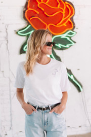 Madeline Design | Poppy Tee