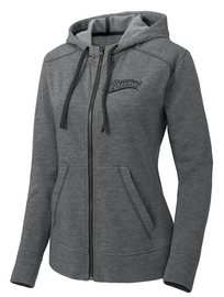 Pinewood Kennels Ladies Hooded Full Zip Jacket