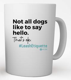 NatCVPM : Leash Etiquette Mug
