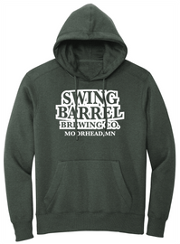 Olive Swing Barrel Brewing Company Hoodie