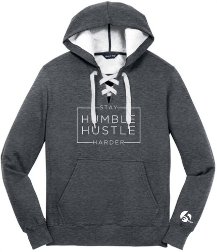 F5 Grey Lace Hoodie | F5 PROJECT