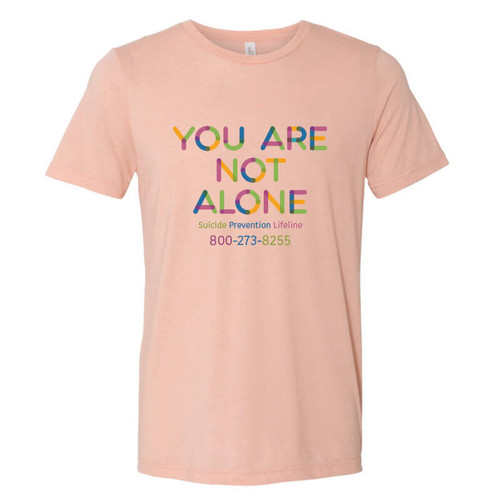 F5 Project You Are Not Alone Tee