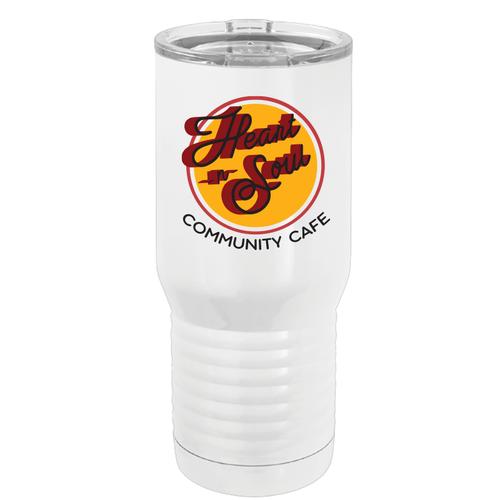 Heart-n- Soul Community Cafe | Water Tumbler