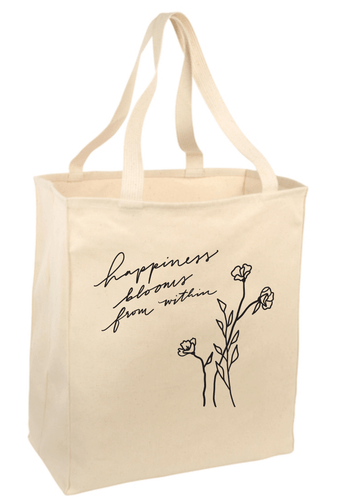 Madeline Design | Happiness Blooms Tote