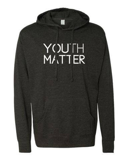 YOUTHWORKS LIGHT WEIGHT HOODIE