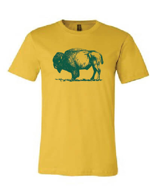 CLASSIC BISON  TEE