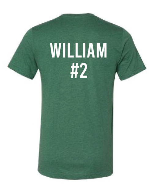 Willam #2 Family Reunion Shirt