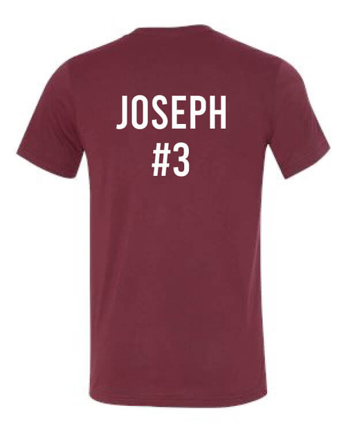 Joseph #3 Family Reunion Shirt