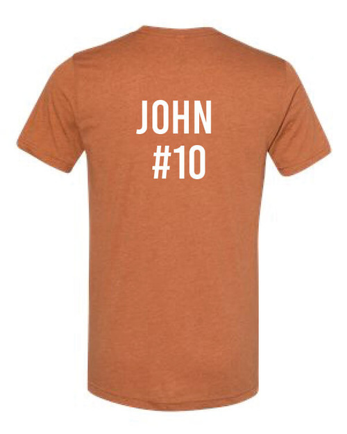 John #10 Family Reunion Shirt