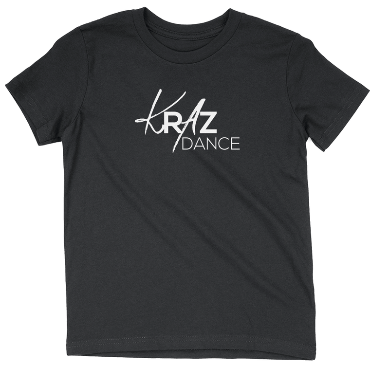 Kraz Dance Youth Tee | Kraz Dance Studio