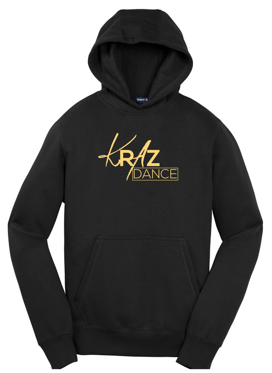 Kraz Dance Youth Hoodie | Kraz Dance Studio