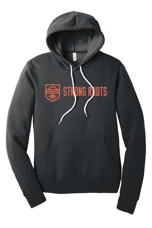 Bella Canvas Soft Fleece | Strong Roots ND Hoodie