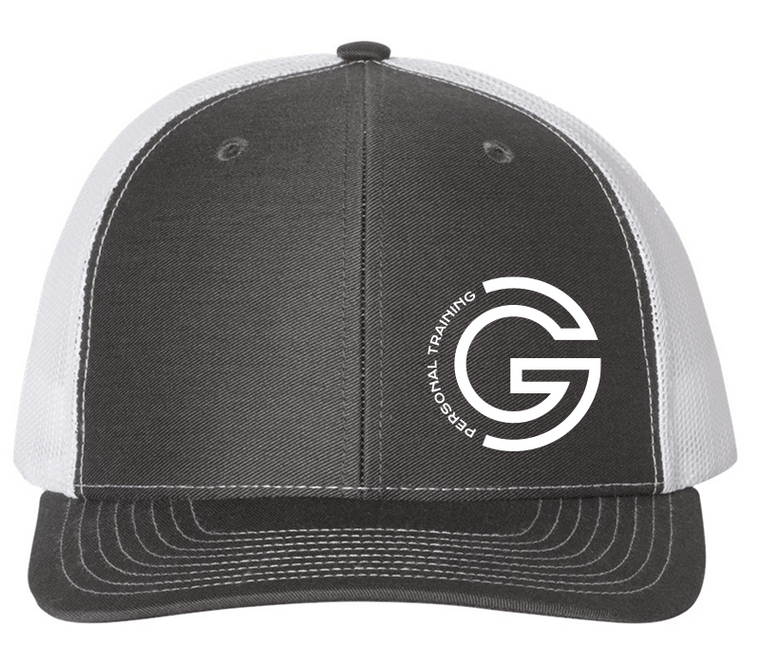RIchardson G Personal Training Embroidered Snapback Hat