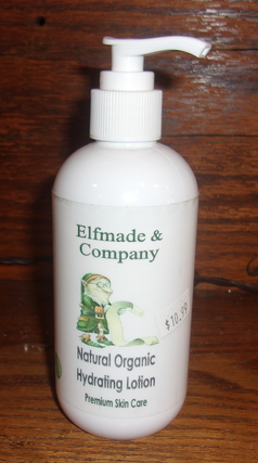 Our 100% Natural Organic Lotion will soften and Condition any skin type. Rich in 100% natural butters and oils it absorbs quickly and hydrates your skin for up to 24 hours. Can be used on face and body. Not tested on Animals.